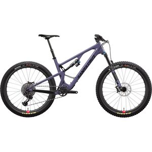 Santa Cruz Bicycles Carbon 27.5+ S Reserve Mountain Bike