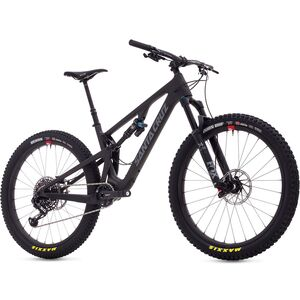 Santa Cruz Bicycles 5010 Carbon CC 27.5+ X01 Eagle Reserve Complete Mountain Bike