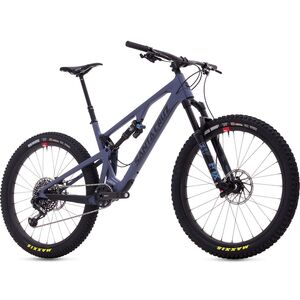 Santa Cruz Bicycles Carbon CC 27.5+ X01 Eagle Reserve Mountain Bike