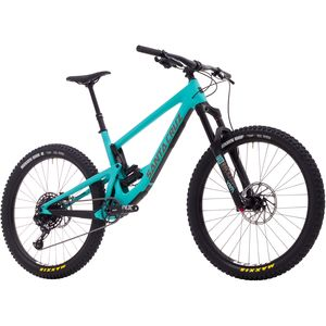 Santa Cruz Bicycles Carbon 27.5+ R Complete Mountain Bike
