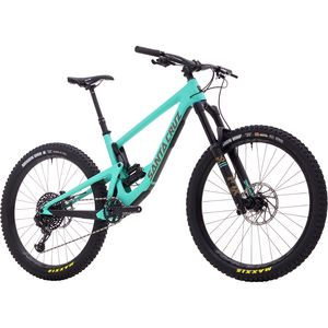 Santa Cruz Bicycles Carbon 27.5+ S Complete Mountain Bike