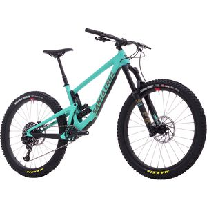 Santa Cruz Bicycles Bronson Carbon 27.5+ S Reserve Mountain Bike