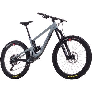Santa Cruz Bicycles Bronson Carbon CC 27.5 X01 Eagle Reserve Complete Mountain Bike