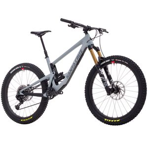 Santa Cruz Bicycles Bronson Carbon CC 27.5+ XX1 Eagle Reserve Complete Mountain Bike