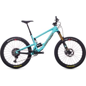 Santa Cruz Bicycles Carbon CC 27.5+ XTR Reserve Complete Mountain Bike
