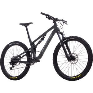 Santa Cruz Bicycles 5010 27.5+ D Complete Mountain Bike