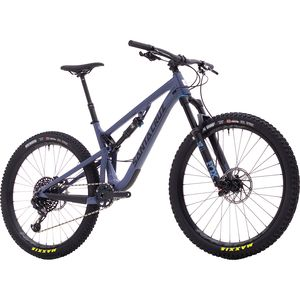 Santa Cruz Bicycles 27.5+ S Mountain Bike