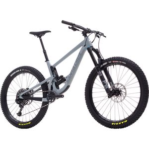 Santa Cruz Bicycles 27.5+ S Complete Mountain Bike