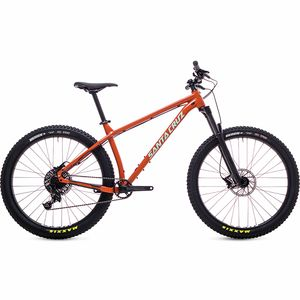 Santa Cruz Bicycles 27.5+ D Complete Mountain Bike