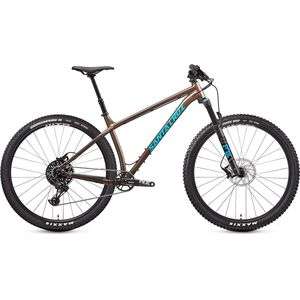 Santa Cruz Bicycles 27.5+ R Complete Mountain Bike