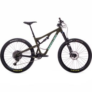 Santa Cruz Bicycles 2.1 Carbon S Limited Edition Complete Mountain Bike