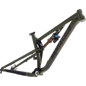 Santa Cruz Bicycles Bronson 2.1 Fox Factory Mountain Bike Frame - 2018