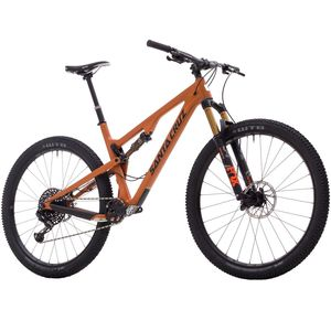 Santa Cruz Bicycles Tallboy Carbon CC GX Eagle Complete Mountain Bike - 2018