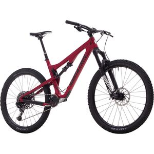 Santa Cruz Bicycles 5010 2.1 Carbon C GX Eagle Complete Mountain Bike - 2018