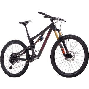 Santa Cruz Bicycles Bronson 2.1 Carbon CC GX Eagle Complete Mountain Bike - 2018