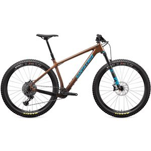 Santa Cruz Bicycles Chameleon Carbon 27.5 Plus S Complete Mountain Bike