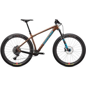Santa Cruz Bicycles Carbon 27.5 Plus SE Reserve Complete Mountain Bike