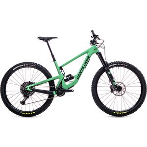 Santa Cruz Bicycles Megatower Carbon S Air Complete Bike