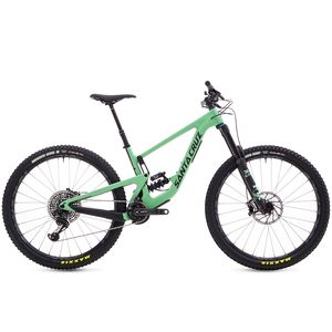 Santa Cruz Bicycles Megatower Carbon CC X01 Eagle Coil Complete Bike