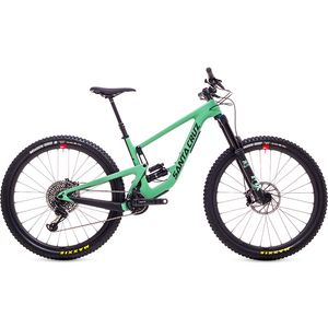 Santa Cruz Bicycles Carbon CC X01 Eagle Air Reserve Mountain Bike