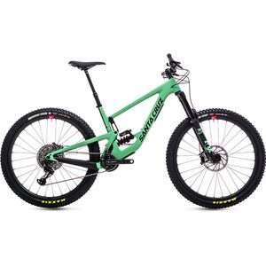 Santa Cruz Bicycles Carbon CC X01 Eagle Coil Reserve Mountain Bike
