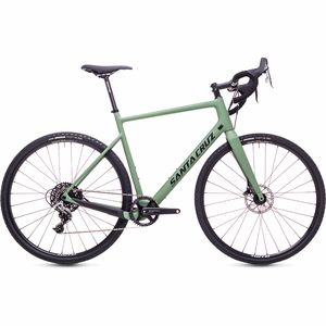 Santa Cruz Bicycles Carbon CC Rival 1x Gravel Bike