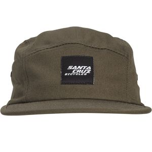 Santa Cruz Bicycles Bayley 5-Panel Canvas Cap
