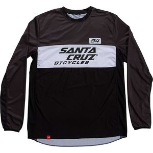 Santa Cruz Bicycles MX Enduro Jersey - Long Sleeve - Men's