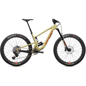 Santa Cruz Bicycles Carbon CC XX1 Eagle AXS Reserve Mountain Bike
