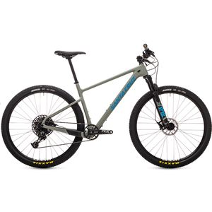 Santa Cruz Bicycles Carbon R Complete Mountain Bike