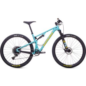 Santa Cruz Bicycles Blur Carbon R Complete Mountain Bike