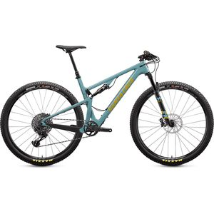 Santa Cruz Bicycles Blur Carbon S Trail Complete Mountain Bike