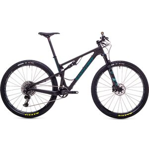 Santa Cruz Bicycles Blur Carbon CC X01 Eagle Complete Mountain Bike