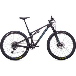 Santa Cruz Bicycles Carbon CC X01 Eagle Trail Complete Mountain Bike