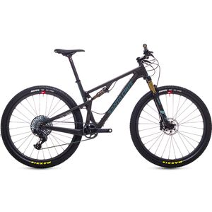 Santa Cruz Bicycles Blur Carbon CC XX1 Eagle Reserve Complete Mountain Bike