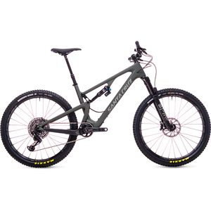 Santa Cruz Bicycles 5010 Carbon CC 27.5 X01 Eagle Complete Mountain Bike