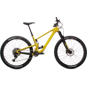 Santa Cruz Bicycles 29 Carbon CC X01 Eagle Complete Mountain Bike