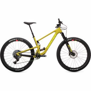 Santa Cruz Bicycles 29 Carbon CC XX1 Eagle Reserve Mountain Bike