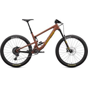 Santa Cruz Bicycles Bronson Carbon 27.5+ R Complete Mountain Bike
