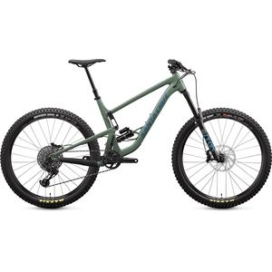 Santa Cruz Bicycles 27.5 S Complete Mountain Bike