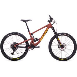 Santa Cruz Bicycles Carbon 27.5 R Complete Mountain Bike