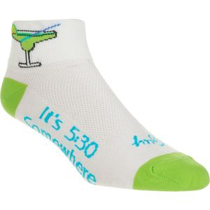 SockGuy Margarita 2in Sock - Women's