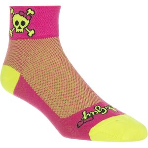 SockGuy Skull Pop 2in Sock - Women's