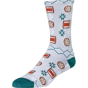 SockGuy Santa Snacks Limited Edition Sock