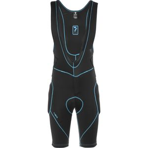 7 Protection Hydro Trail Bib Short