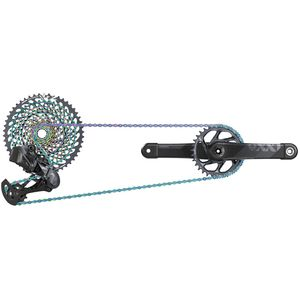 SRAM XX1 Eagle AXS DUB Groupset - Boost