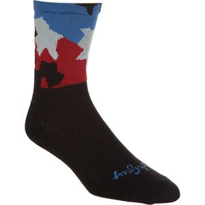 Six Six One Crew Socks