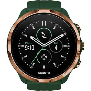 Suunto Spartan Sport Wrist Heart Rate Monitor Metal