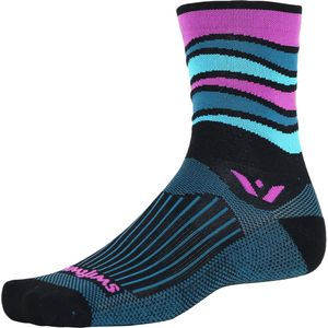 Swiftwick Vision Five Wave Sock