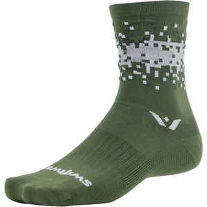 Swiftwick Vision Five Pixel Sock